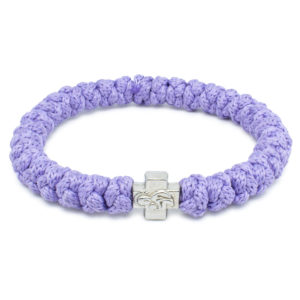 Rose Prayer Bracelet